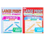 activity books word searches for elderly and those with memory loss or alzheimers