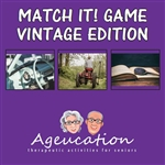 match it game vintage edition