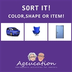 sort it game activity for alzheimers and dementia patients