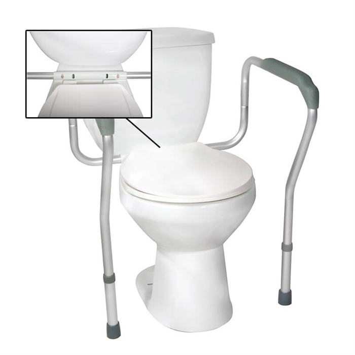Incredible Toilet Safety Rails Ibusinesslaw Wood Chair Design Ideas Ibusinesslaworg