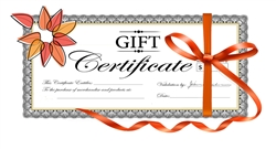 Alzstore Gift Certificate