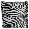 Massage Pillow Zebra Pattern