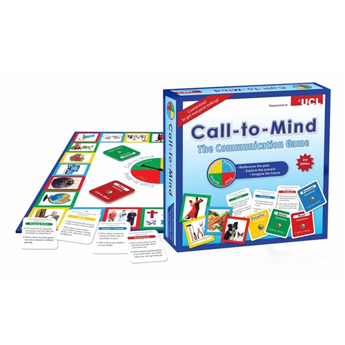 call to mind conversation game for dementia and alzheimer's