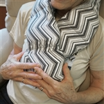 comfort cotton weighted gravity wrap for Anxiety, Alzheimer's, Menopause, Restless Leg Syndrome and more