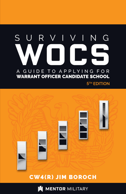 surviving wocs a guide to applying for the warrant officer rh mentormilitary com Warrant Officer Symbol Warrant Officer Rising Eagle