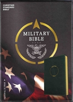 Military Bible - Mentor Military