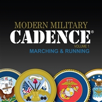 Modern Military Cadence - Current Operations (CD)