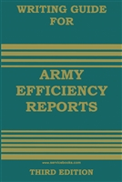 Writing Guide For Army Efficiency Reports