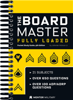 The Board Master: Army Board Pocket Study Guide