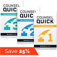 Counsel Quick Bundle - Mentor Military