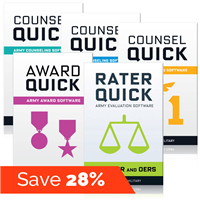 Quick Software Bundle - Mentor Military