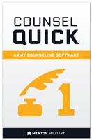 Counsel Quick: Volume 1 - Software for Army Developmental Counseling