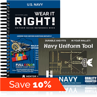 Navy Uniform Bundle - Mentor Military