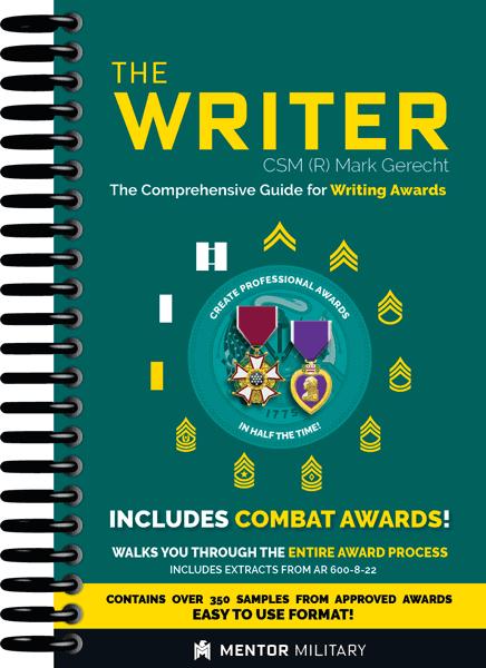army awards regulation 670-1