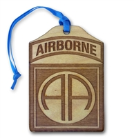 82nd Airborne  Medallion