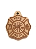 Fire Fighter Department Medallion