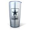 U.S.Army Laser Engraved Stainless Steel Tumbler