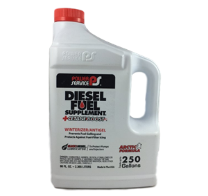Power Service Diesel Fuel Supplement Winterizer