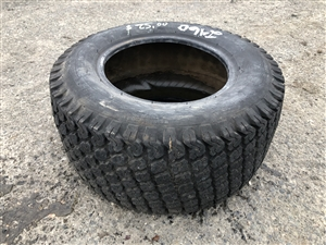 Used 23 x 1.5-12 Turf Tire