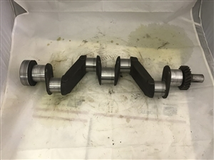 SBA115256580, NEW HOLLAND CRANKSHAFT