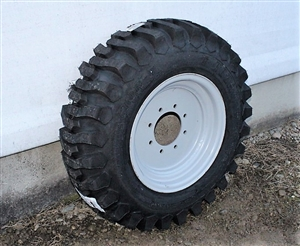 10.5/80-18 Rim and Tires