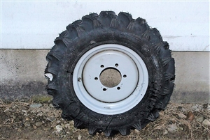 7-14 Tire and Rim