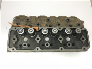 E1NN8080A, Used Ford 201 Cylinder Hd Loaded