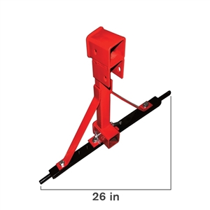 3 Point Receiver Hitch Assembly HD