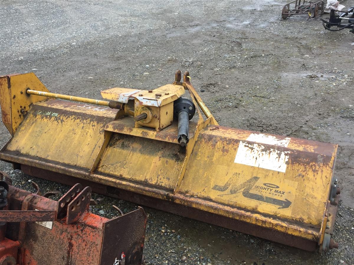 vrisimo mighty max flail mower rh meridianeq com Small Side Mowers for Tractors John Deere Flail Mower