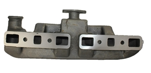 Ford Intake and Exhaust Manifold