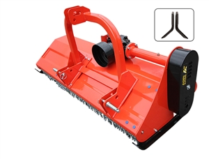 Rotary Cutters, Finish Mowers, Flail Mowers and Mulchers