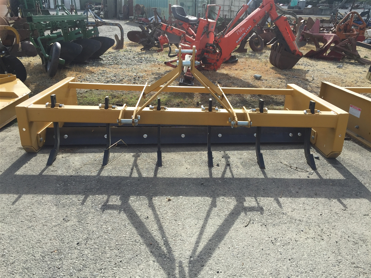 Agri Ease Box Grader Scraper Driveway Scraper