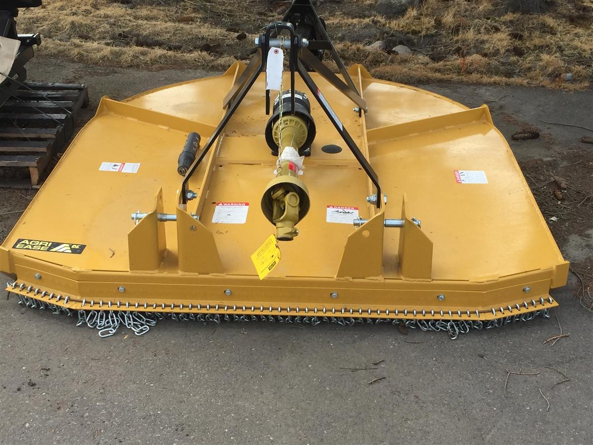 6' Rough Cut Rotary Mower by Agri Ease