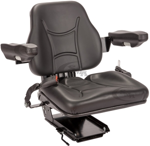 Heavy Duty Universal Tractor Seat
