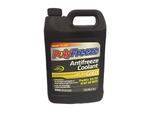 PolyFreeze Premix  50/50 Coolant