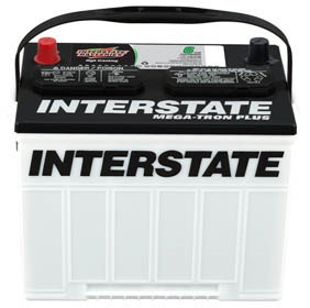 Interstate MTP-24F battery