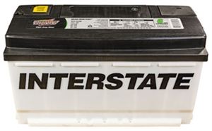 Interstate MTP-49/H8 battery