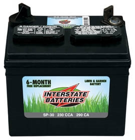 Interstate Lawn and Garden SP-30