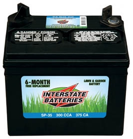 Interstate Lawn and Garden SP-35