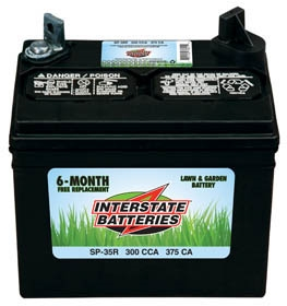 Interstate Lawn and Garden SP-35R