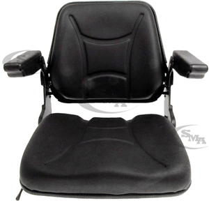 Grizzly Style Seat w/ Armrest