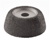 2  BLACK BUFFING WHEEL