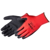 LATEX COATED NYLON GLOVE REUSA