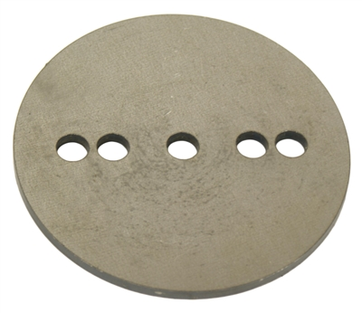 "Bag Plate 4.25"" Lower"