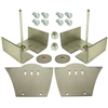 58-64 Impala Bolt-On Front Bracket Kit