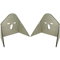 Over Axel Upper Bag Brackets