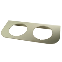 Panel Dual Air Gauge Bracket