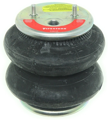 "Firestone 224c 2600 lbs 1/2"" NPT Red Label"