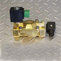 """Blow Proof"" Air/Water Solenoid Valve 3/4"