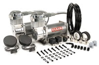 Viair Chrome 380 Dual Combo Pack